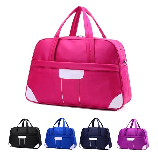 66a1929c618d Waterproof Sports Gym Bag Men   Women Large Capacity Portable Foldable  Leisure Sport Totes For Gym Fitness Bags Sac De Sport