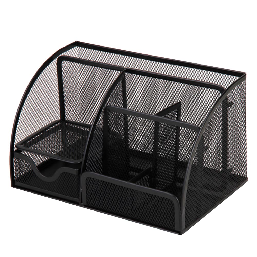 Behogar metal mesh multi functional home office desk for Organiser un stand