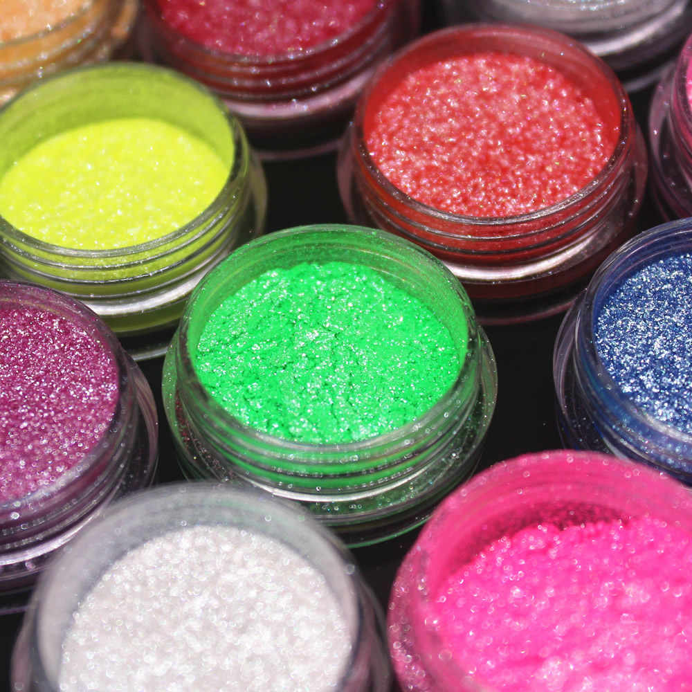 2018 NEW 12 Color Beauty Glitter Eyeshadow Powder Pigment Mineral Spangle Makeup Cosmetic Set Long-lasting Liner Combination