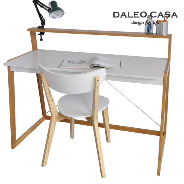 Nordic IKEA IKEA Style Wood Desk Desk Desk Computer Desk Designer Office  Furniture Shipping