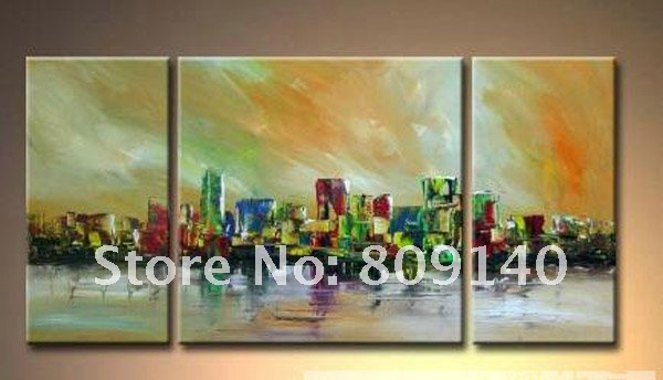 Exceptional Free Shipping Abstract Oil Painting Canvas Modern Decoration Artwork High  Quality Handmade Home Office Hotel Wall Art Decor Gift In Painting U0026  Calligraphy ...