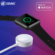 ESVNE Wireless Charger For Apple Watch Series 1 2 3 4 Fast Charger For Apple Watch Charger USB Fast Wirless Charging 1m Cable wireless charger for iwatch charger series 1 2 3 4 apple watch charger cable 3 3 feet 1 meter for apple watch charger