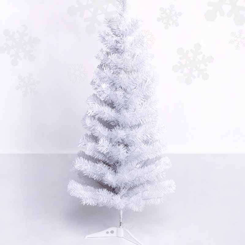 nuevo festival de moda blanco mini rbol de navidad adornos de decoracin artesanas de regalo