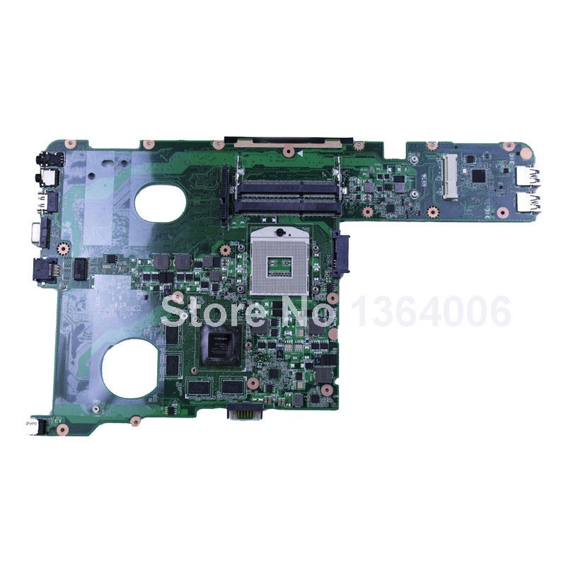 N45SF Mainboard Motherboard For Asus N45SF 2GB REV 1.3 Graphic GT555 N12E-GE2-A1 Laptop Fully Tested & Working Perfect