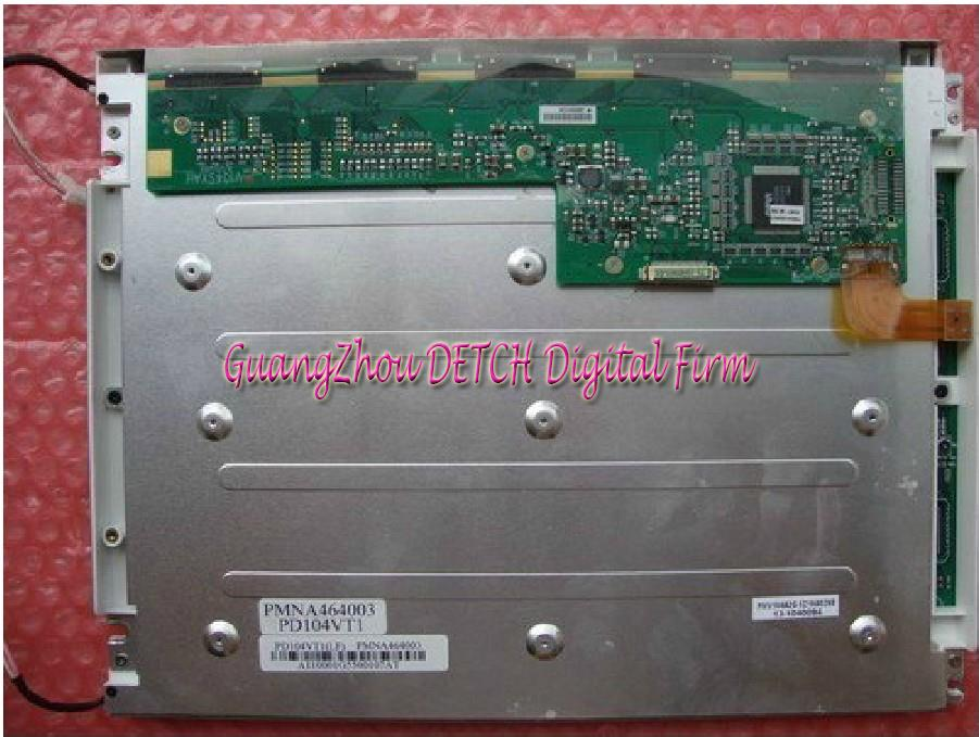 Industrial display LCD screen10.4-inch 31pin PD104VT1H1 LCD screen lc171w03 b4k1 lcd display screens