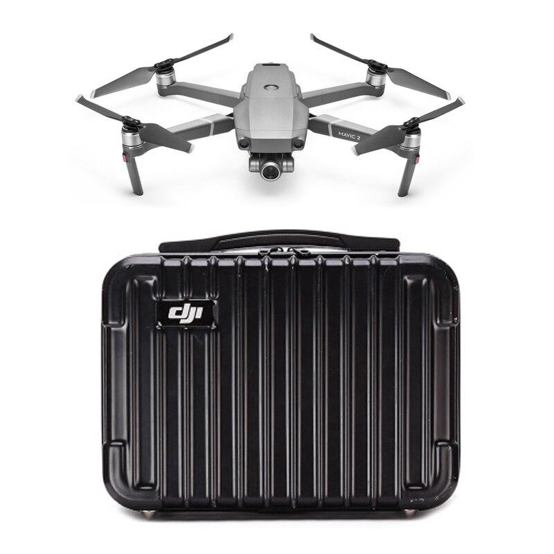 Multifunzione DJI Mavic 2 Pro Drone Sacchetto Impermeabile Custodia rigida Borsa Valigia Portatile Scatola Portatile Per DJI Mavic 2 Zoom