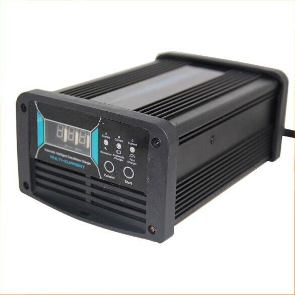 Зарядное устройство 3 в 1, 12 В, 5 А/10А/15А, переключаемое зарядное устройство для автомобильного аккумулятора, 7 ступенчатое, без обслуживания, с