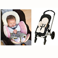 Baby stroller Safety Cushion Pad Child Seats  Baby Car Seat Accessories Baby Stroller Cushion Head Support  MKC031 -- PT49