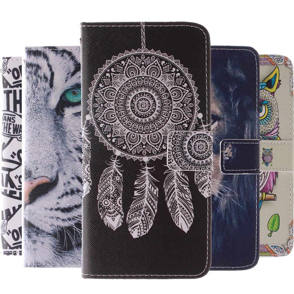 Galleria fotografica For Coque Samsung J2 Case Flip Galaxy J2 Leather Cover For Etui Samsung Galaxy J2 2015 Cover Fundas Etui Telefoon Hoesjes