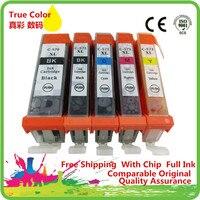 Ersatz PGI 570 PGI-570 PGI570 PGI-570XL PGI-570BK Tinte Patronen Für Canon MG-7752 MG-7753 MG 5750 5751 5752 5753