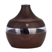 Fragrance Air Humidifier Mute Essential Oil Diffuser Colorful Lights for Home Office Use Hot Sale