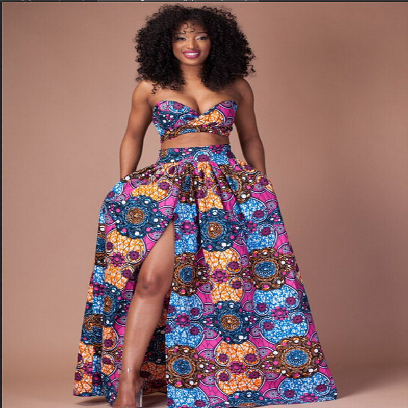 popular african dress women buy cheap african dress women lots from china african dress women. Black Bedroom Furniture Sets. Home Design Ideas