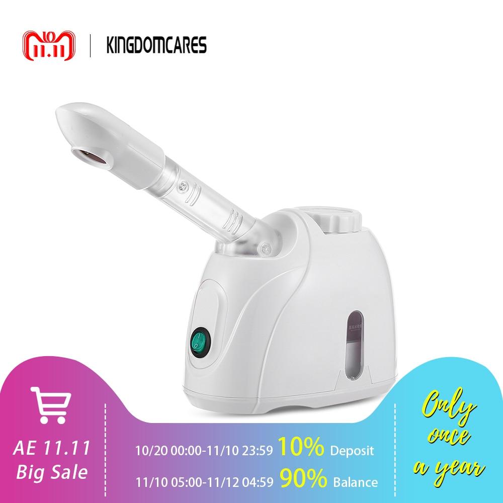 KINGDOMCARES Facial Steamer Mist Sprayer SPA Steaming Machine Beauty Instrument Face Skin Care Tools