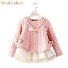 Spring/Winter Kids Brand Dresses,Baby Girls tutu Dress,Elegant Princess elsa Dress,Warm High Quality Girls Clothes,2~6 T