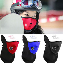 Windproof balaclava Motorcycle Face Mask Winter Outdoor Skiing Wormer face shield for Men And Women