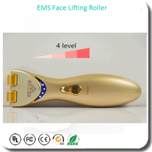 Mini Handheld EMS Bio Microcurrent Face Lifting Slimming Anti Aging Wrinkle Removal Face Beauty Machine