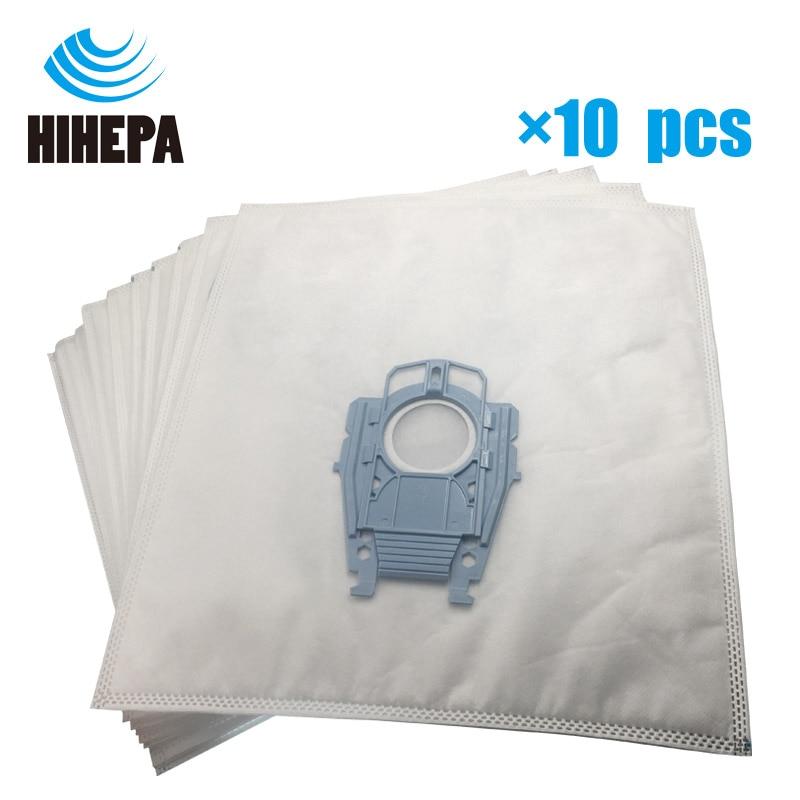 10 pcs/lot Type P Vacuum Cleaner Filter Dust Bags for Bosch BBZ41FP BBZ52AFP1 BSG82020 BSG82050 BSG82077AU Fit Part 468264