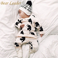 Bear Leader Hot Baby Clothes Sets Cartoon Pattern Infant Boys Clothing SuIts Fashion Autumn Hoodies+Long Pants Kid Newborn Sets