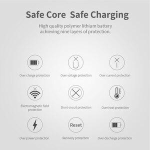 Image 5 - RAXFLY batería portátil de 10000 mAh para móvil, Powerbank LED de 10000 mAh para iPhone, Xiaomi mi