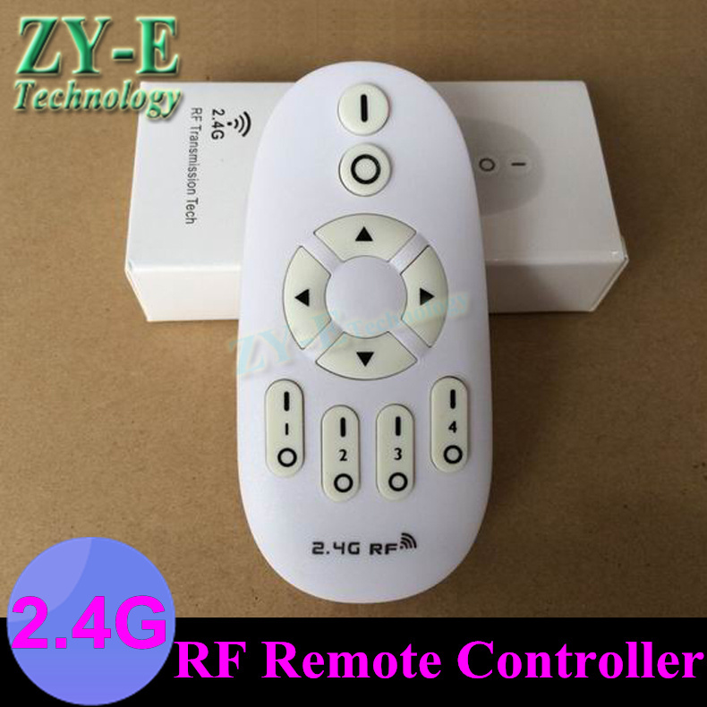 2 pc RF 2.4G LED controller Home used Lighting Remote 2.4G remote ...