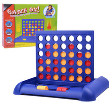Kids Connect 4 Game Family Party Bar ChessToys Children's Educational Board Game Toys For Children Gifts Free shipping