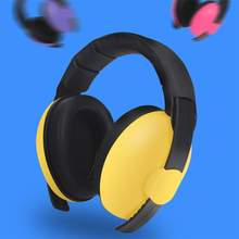 Adjustable Soft Baby Ear Hearing Protector Earmuffs Baby Noise Reducing HeadPhones Ear Muffs Noise Defenders Headset Ear Muffs 3m x5a earmuffs anti noise hearing ear protector comfortable sound insulation ear muffs noise reduction for work sleep shooting