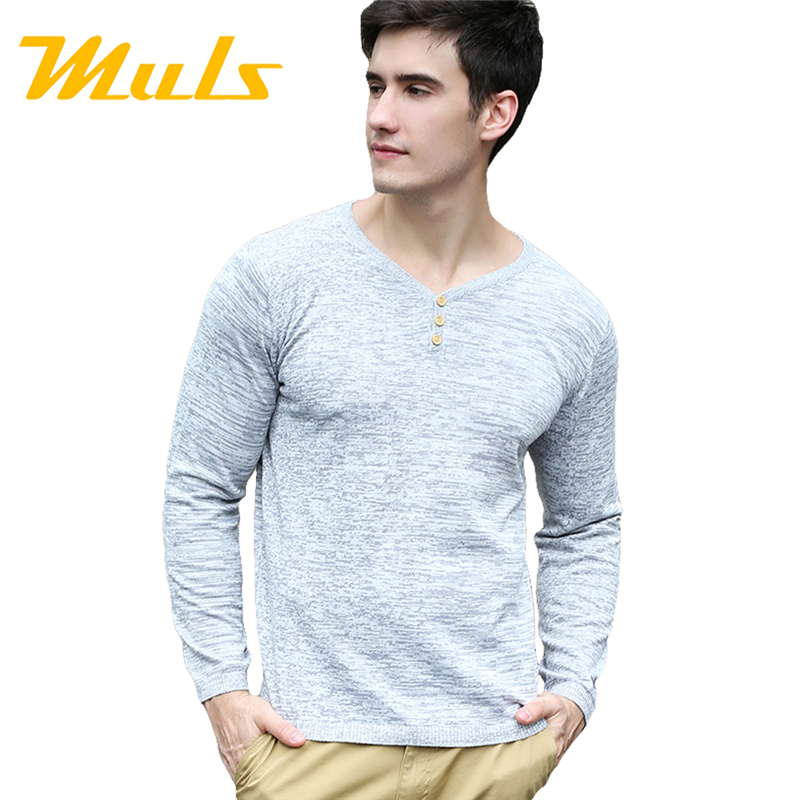 Aliexpress.com : Buy Men sweater brand fashion V Neck cotton ...