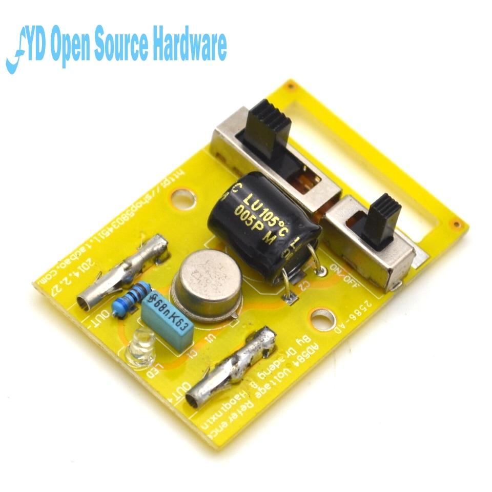 10Pcs LM336-2.5V LM336 Voltage Reference Diode 2.5V Voltage Regulator TO-92 N iv