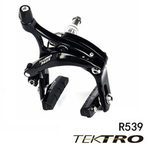 Image 3 - TEKTRO Road Bike R539 C 브레이크 캘리퍼스 경량 롱 암 브레이크, 퀵 릴리스 안전 잠금 장치가있는 빅 타이어 용으로 설계된 320 그램/짝
