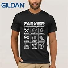 GILDAN Farmer - Im More Than You Think T-Shirt  summer   T-shirt