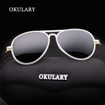 OKULARY High Quality Brand Designer Kids Sunglasses Polarized Vintage Fashion Children Sun Glasses Boys Girls Goggles