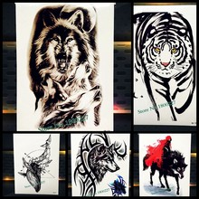 Popular Beastly Tattoo Buy Cheap Beastly Tattoo Lots From China