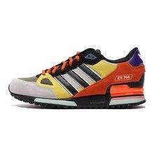 Original Adidas Originals ZX men and women Skateboarding Shoes AF6292 AF6293 Unisex sneakers
