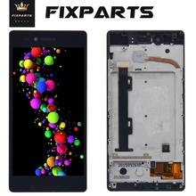 Lenovo Vibe Shot Z90 LCD Touch Screen Digitizer For 5.0Lenovo z90 Z90-7 Z90-3 lcd display assembly Lenovo vibe shot z90a40 LCD цена и фото