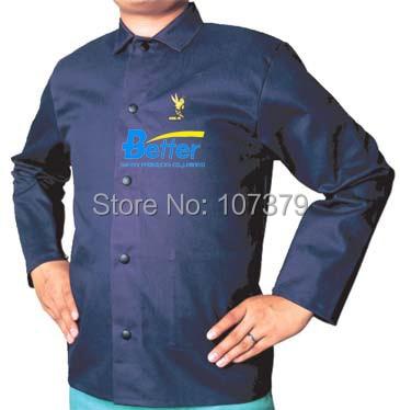 Flame Retardant Welding Clothing FR Cotton Coverall  FR Cotton Welding Clothes FR Clothing