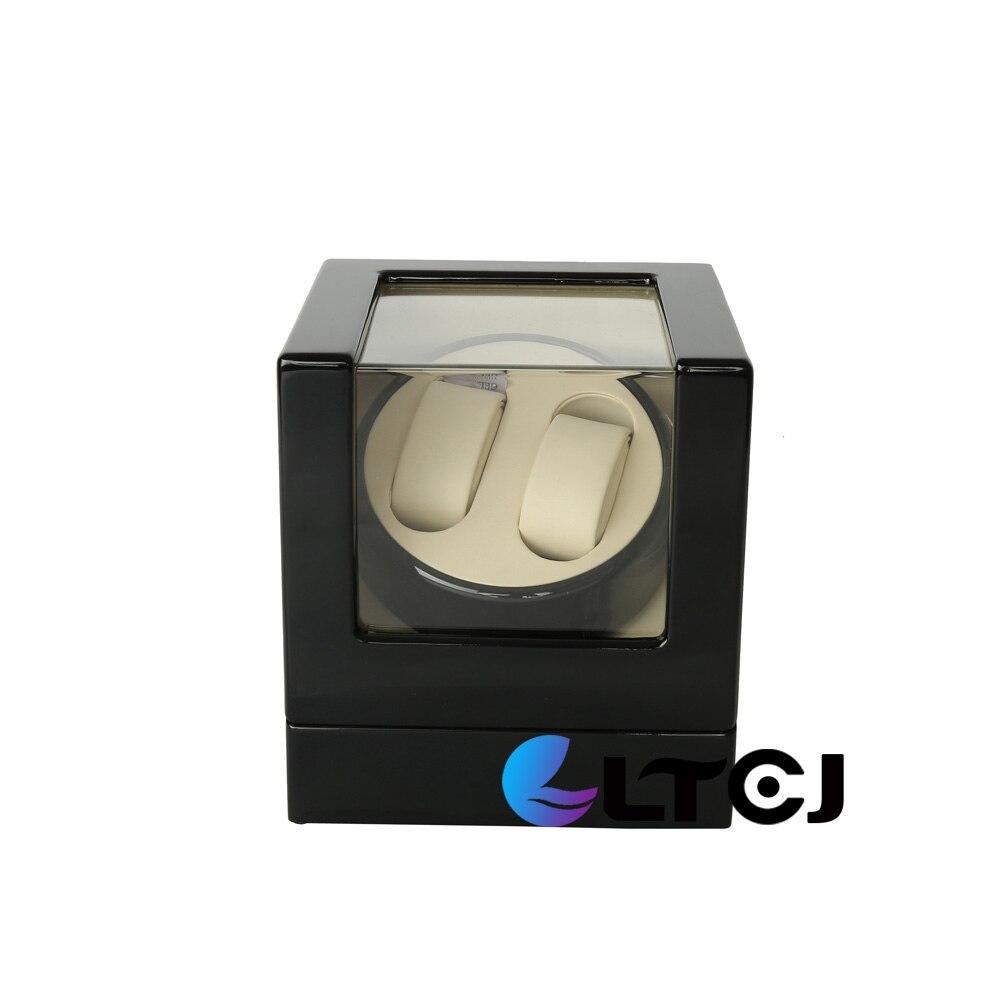 Dobadoura do Relógio de Madeira Automática + 0 Caixa de Armazenamento Caixa de Exposição Ltcj Rotação 2 bw 2020