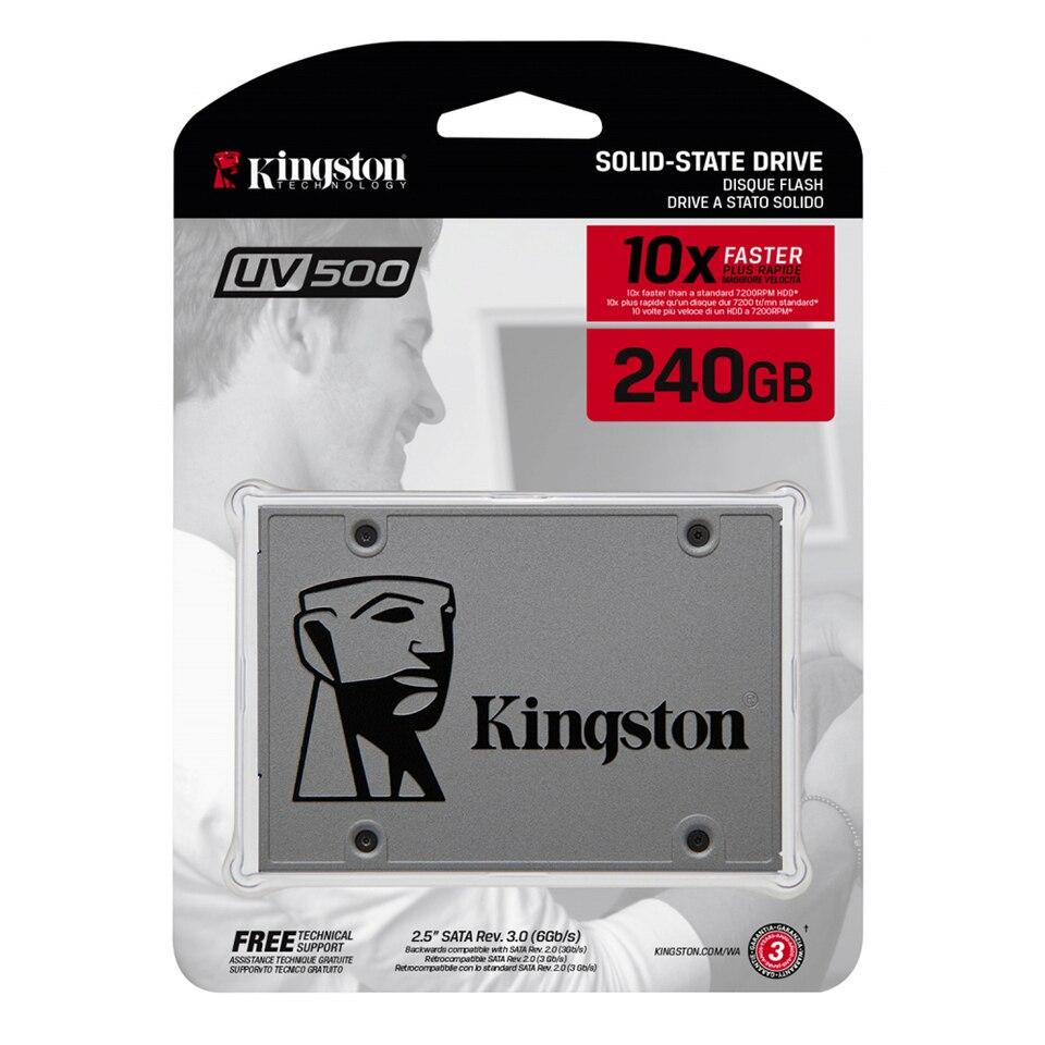 Купить со скидкой Внутренний жесткий диск SSD UV500  Kingston SUV500/240G 240ГБ