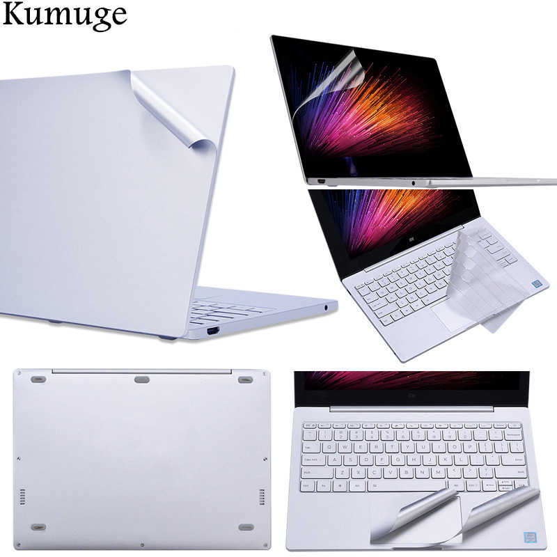 2018 Laptop Sticker for Xiaomi Notebook Mi Pro 15.6 Air 12.5 13.3 Vinyl Decal Laptop Skin for Xiaomi Air 13 +TPU Keyboard Cover