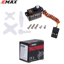 4 pcs/lot Emax ES9251 2.5g Digital Servo RC servo 0.27kgf.cm For RC Helicopter Airplane Part registered shipping