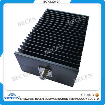 BECEN,200W N-JK coaxial fixed attenuator,DC to 3GHz , ,1dB,3dB,5dB,6dB,10dB,15dB,20dB,30dB,40dB,50dB,freeshipping - DISCOUNT ITEM  0% OFF All Category