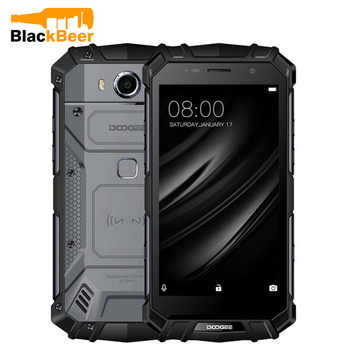 DOOGEE S60 Lite Mobile Phone IP68 Waterproof Rugged MT6750T Octa Core 4GB+32GB Android 7.0 5.2 Inch TouchScreen NFC Smartphone - DISCOUNT ITEM  26 OFF Cellphones & Telecommunications