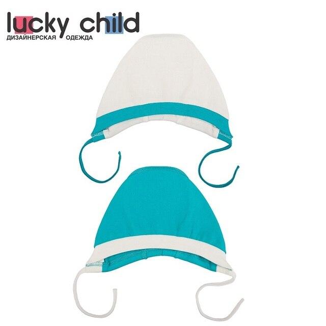 Чепчик Lucky Child для девочек и мальчиков (Ретро) [сделано в России, доставка от 2-х дней]