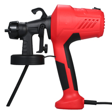 Electric Paint Sprayer Gun Airless Paint Mini Spray Machine for Painting Cars Wood Furniture Wall Woodworking with Sprayer Cup 15m new airless paint spray hose tube pipe 5000psi sprayer fiber for sprayer gun