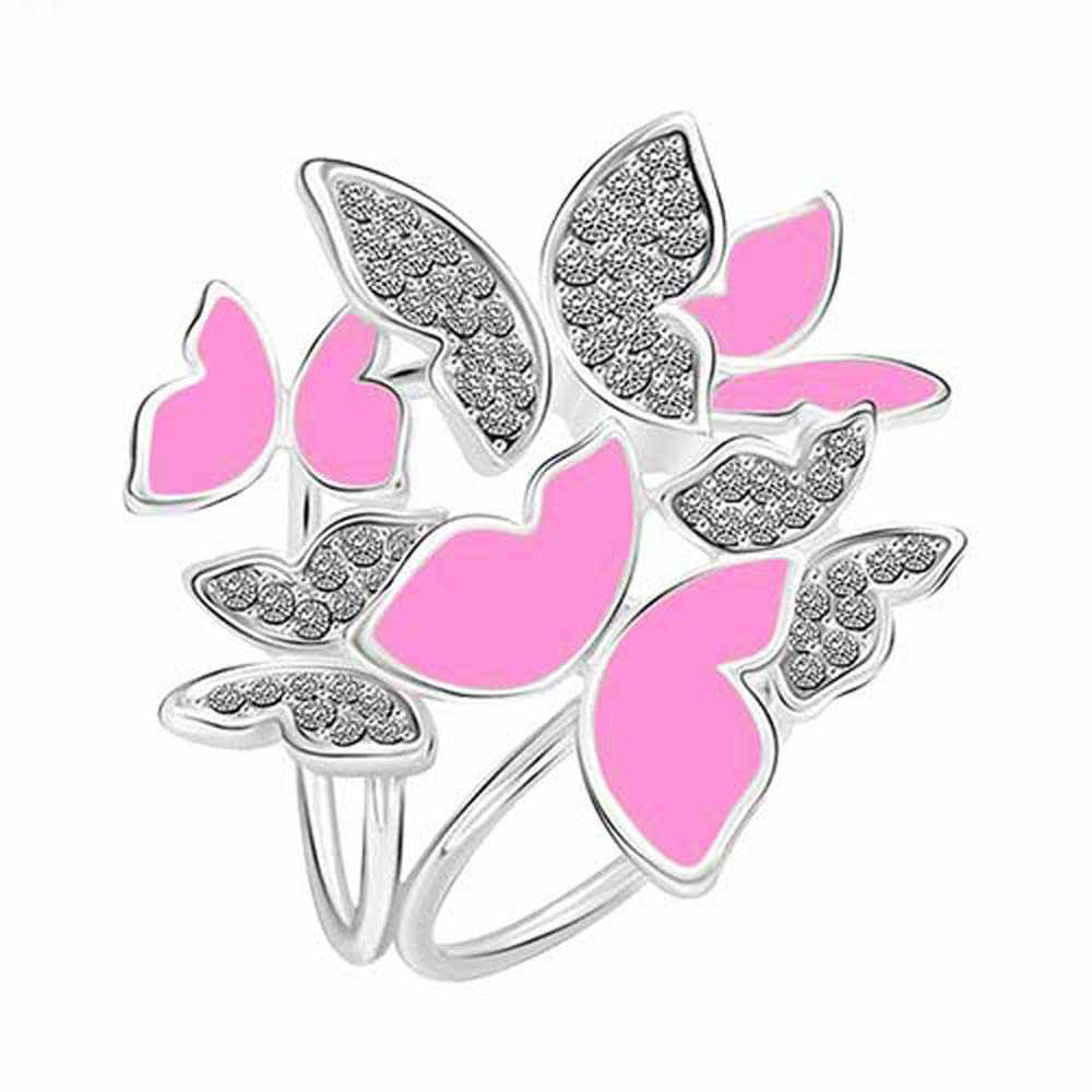 1 Pcs Syal Klip Bros Wanita Kupu-kupu Emas Lingkaran Pin Fashion Perhiasan Aksesoris Hadiah Pesta Romantis Dalam Berbagai Macam