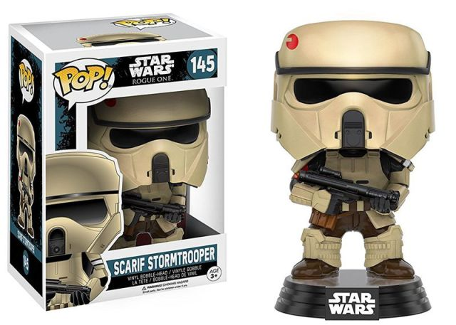Funko Pop! Star Wars Action Figure – Scarif Stormtrooper