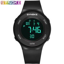 SYNOKE Men Sport Watch Removable band Waterproof Unisex Relojes Hombre Relogio Masculino Jam Tangan Digital