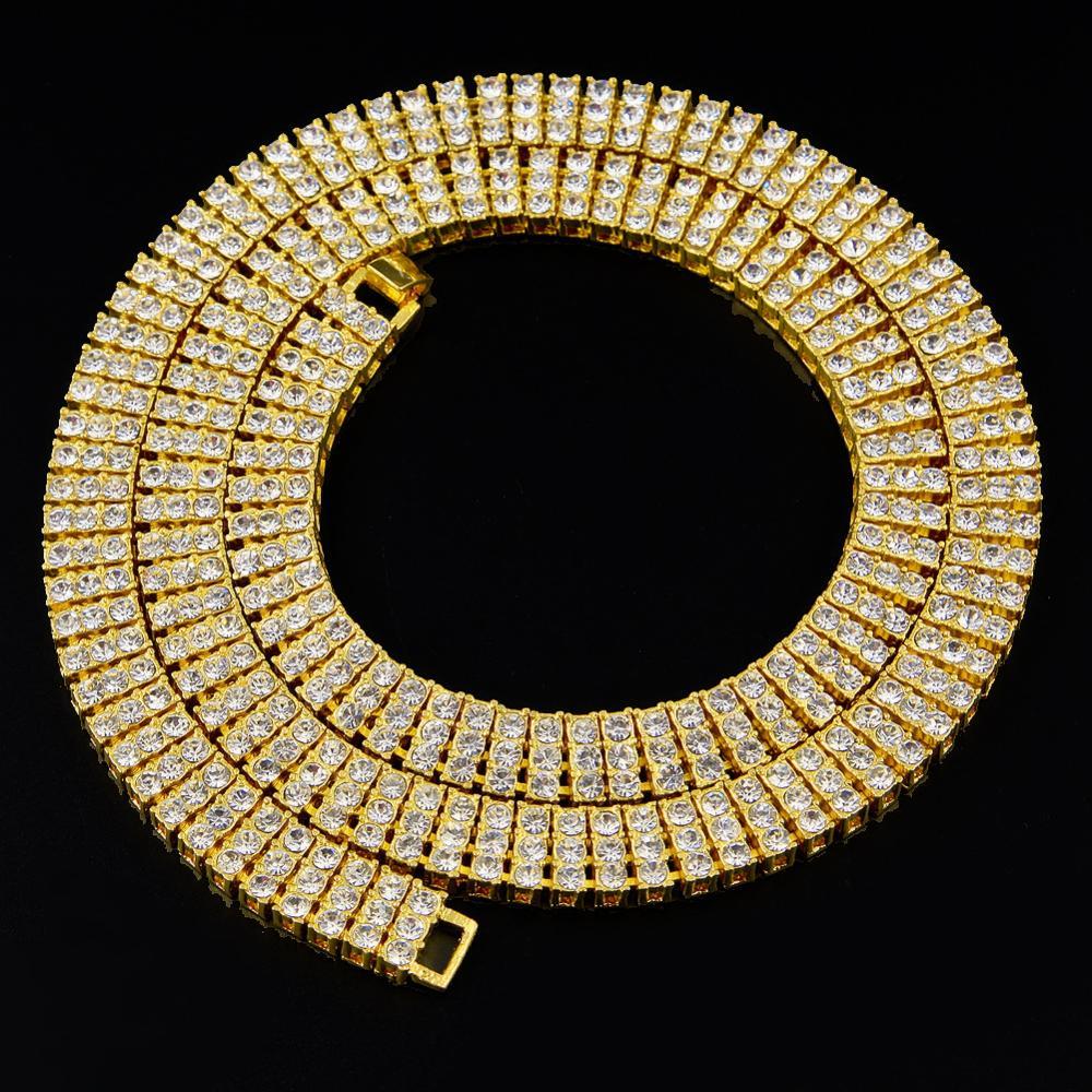 Nouveau collier pour hommes en alliage de Zinc pour le Drainage Amazon 3