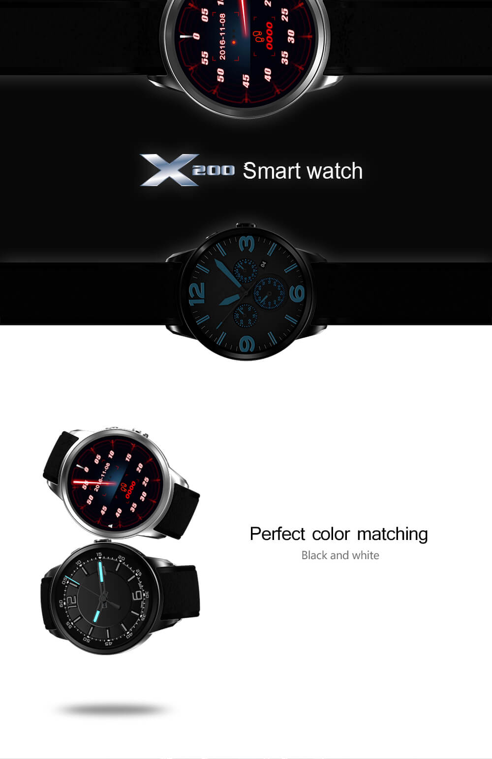 Makibes X200 Smart Watch (1)