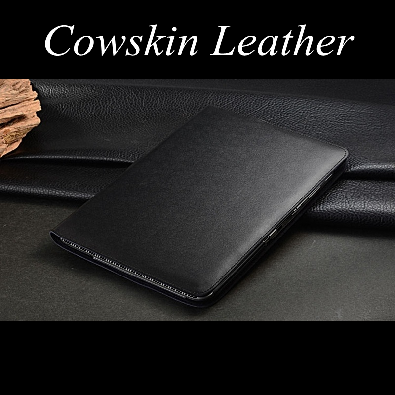 Real Cowskin Leather Cover Case for Samsung Galaxy Note 10.1 N8000 N8010 N8020 Tablet Cover GT-N8000 + Gift планшет samsung galaxy note 10 1 16gb gt n8000 black
