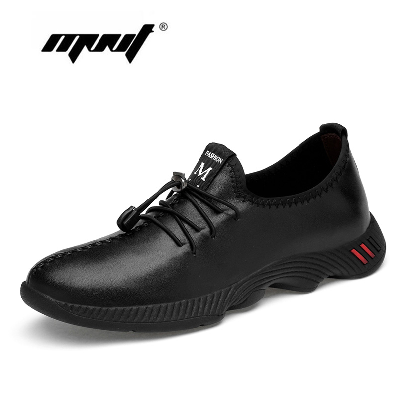 Hot sale Men Casual Shoes Fashion Sneakers Shoes For Man  Light Breathable Full Grain Leather Vintage Lace Up Flats Shoes free shipping 2017 new black brown autumn and winter full grain leather casual shoes men s fashion flats lace up shoes for men